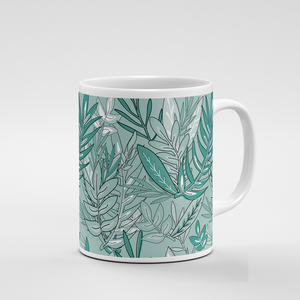 Urban Jungle 17 - Mug - But Why Not