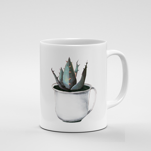 Cacti Party 17 | Mug - But Why Not