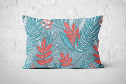 Urban Jungle 19 - Pillow Rectangle - But Why Not
