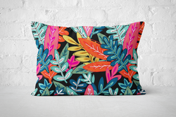 Urban Jungle 1 - Pillow Rectangle - But Why Not