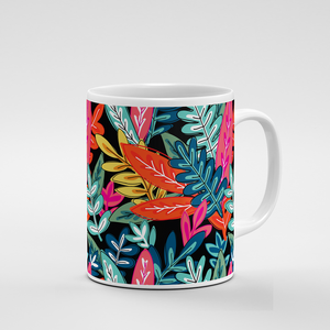Urban Jungle 1 - Mug - But Why Not