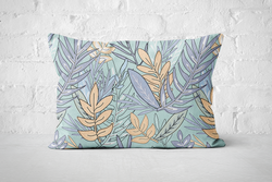 Urban Jungle 20 - Pillow Rectangle - But Why Not