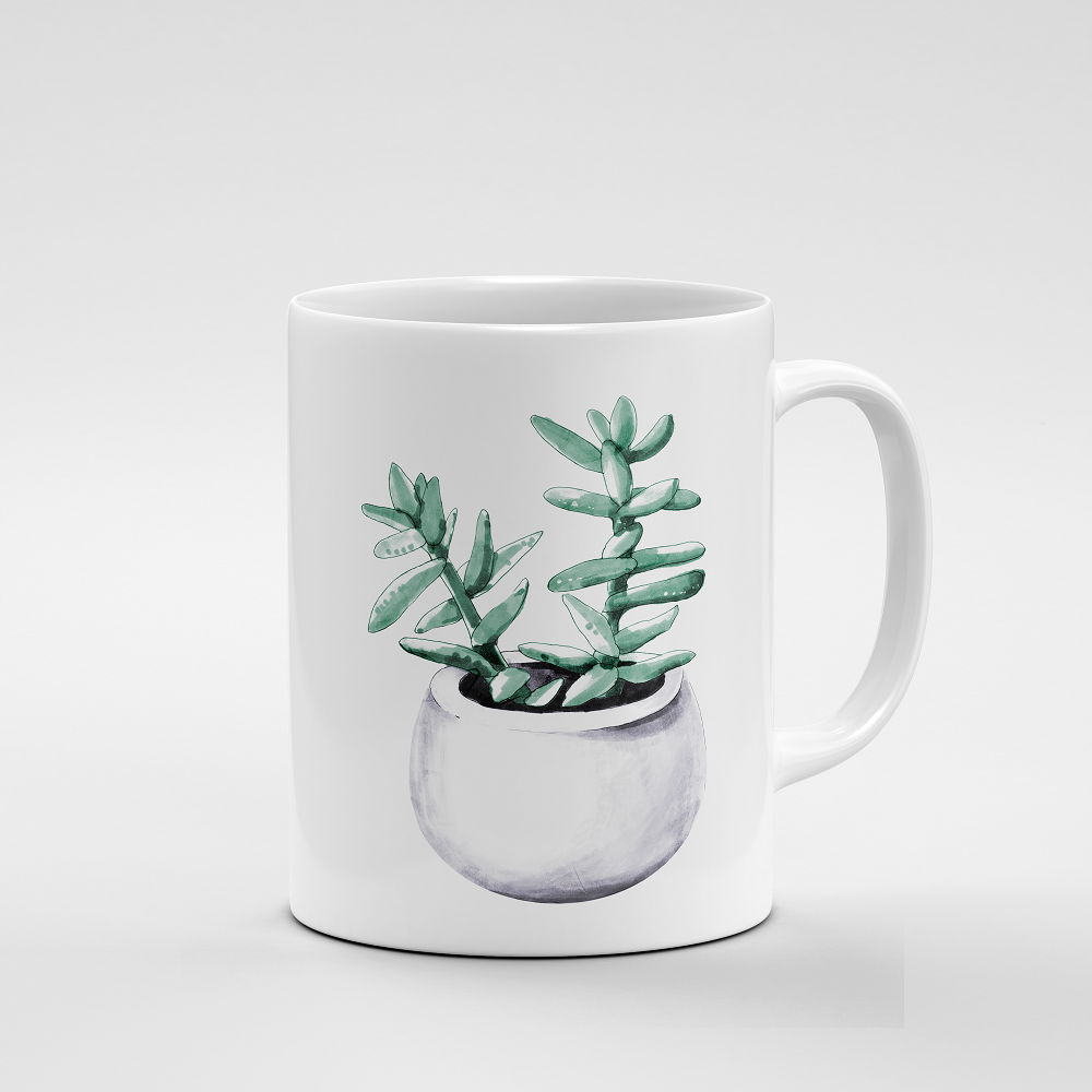 Cacti Party 20 | Mug - But Why Not