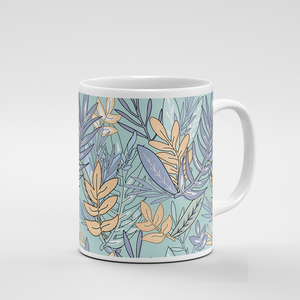 Urban Jungle 20 - Mug - But Why Not