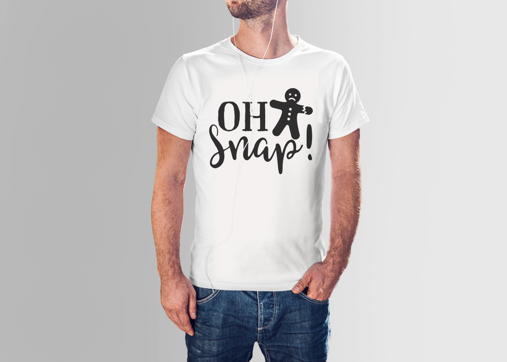 Oh Snap | Adult T-shirt