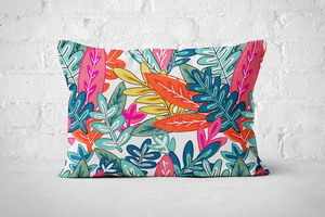 Urban Jungle 2 - Pillow Rectangle - But Why Not
