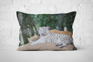 African Wildlife 33 | Pillow Rectangle - But Why Not