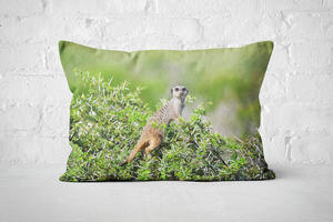 African Wildlife 37 | Pillow Rectangle - But Why Not