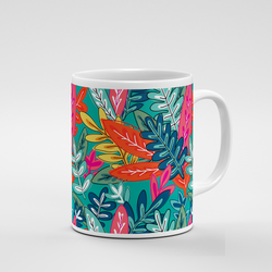 Urban Jungle 3 - Mug - But Why Not