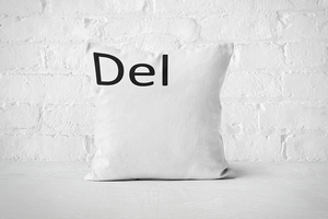 Ctrl, Alt, Del Set | Pillows - Square - But Why Not