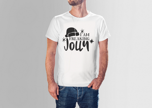 I'm Freaking Jolly | Adult T-shirt