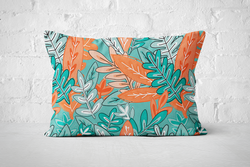 Urban Jungle 4 - Pillow Rectangle - But Why Not