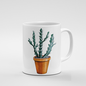 Cacti Party 5 | Mug - But Why Not