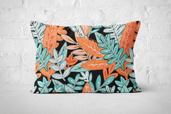 Urban Jungle 5 - Pillow Rectangle - But Why Not