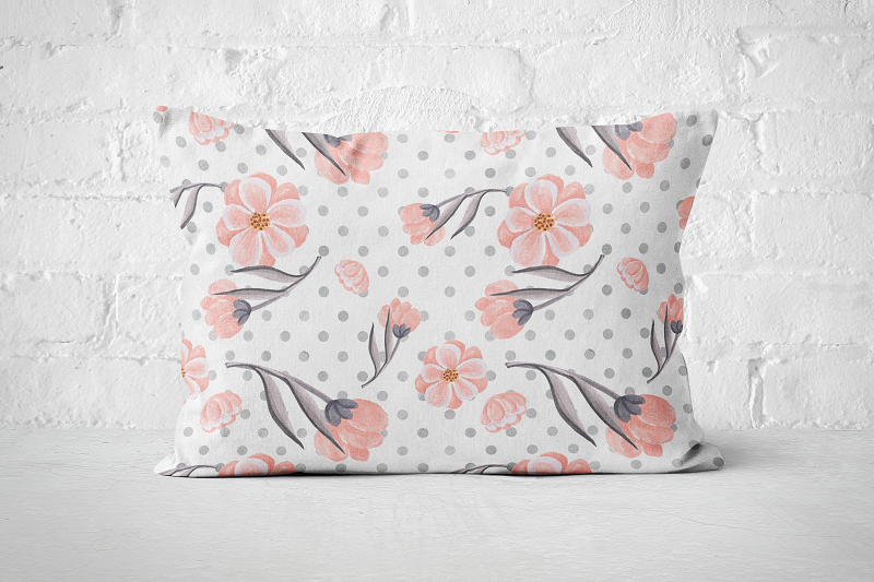 Flowers | Pillow - But Why Not