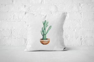 Cacti Party 6 | Pillow Cover