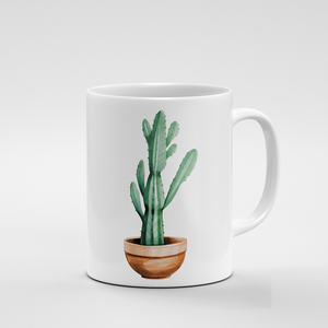 Cacti Party 6 | Mug - But Why Not