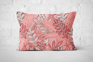 Urban Jungle 7 - Pillow Rectangle - But Why Not