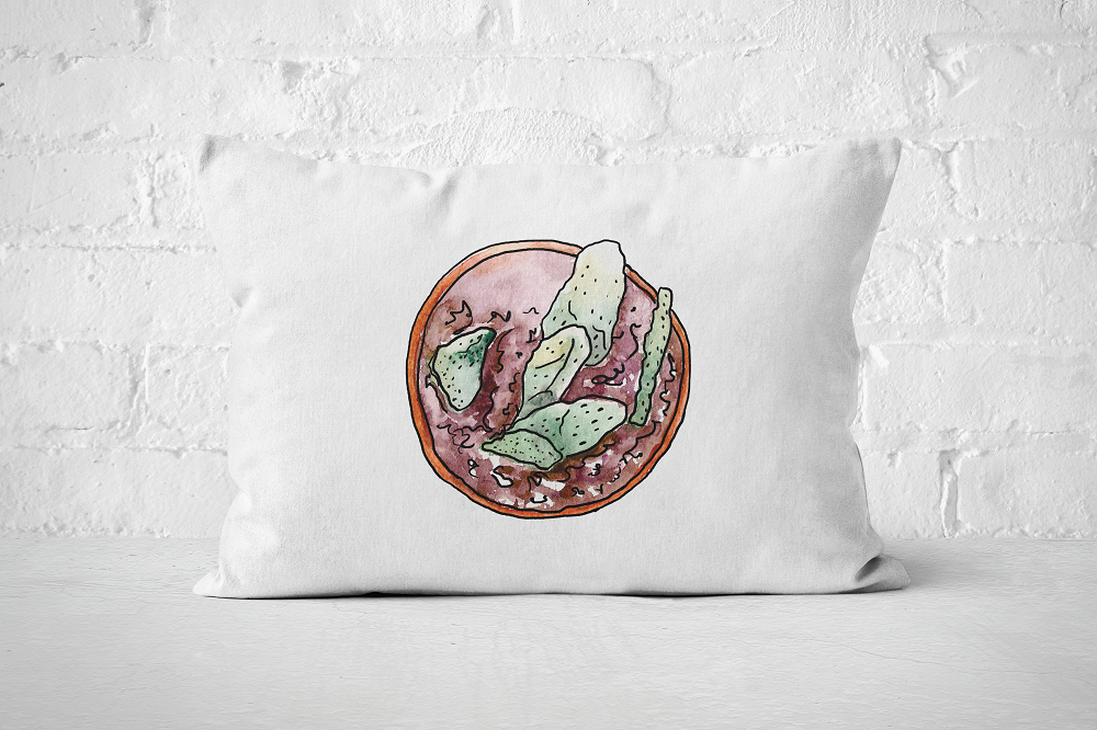 Succulent 24 | Pillow Rectangle - But Why Not