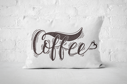 Coffee | Pillow Rectangle - But Why Not