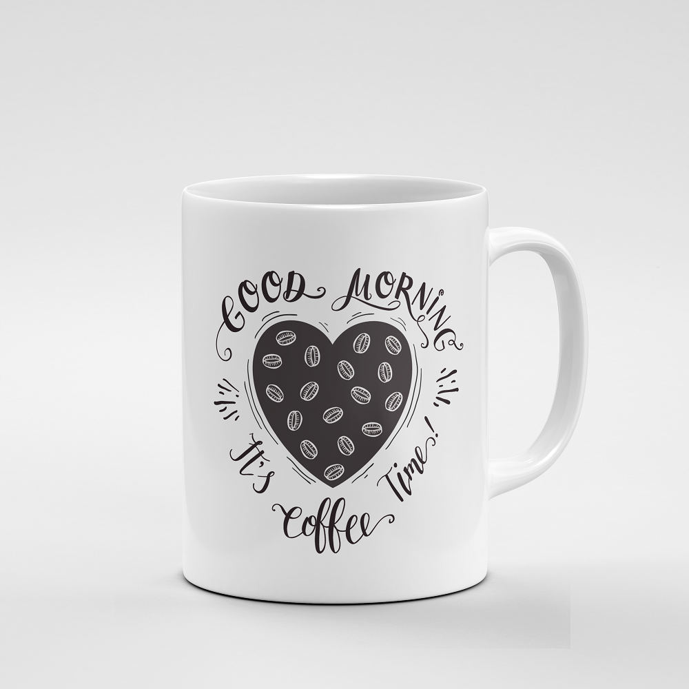 Good morning, it's coffee time | Mug - But Why Not