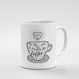 Smells like Coffee | Mug - But Why Not