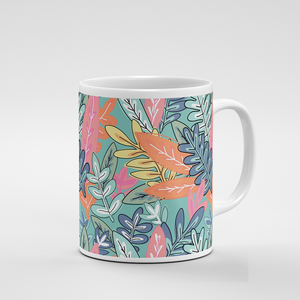 Urban Jungle 9 - Mug - But Why Not