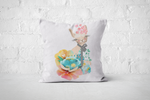 Pretty Letters Pillow Cover - Llama 1 - But Why Not
