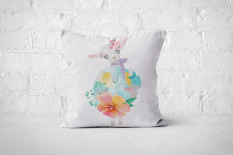 Pretty Letters Pillow Cover - Sheep - But Why Not
