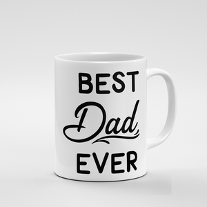 Best Dad Ever 4 | Mug - But Why Not
