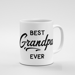 Best Grandpa Ever | Mug - But Why Not