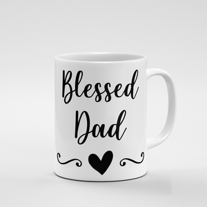 Blessed Dad | Mug - But Why Not