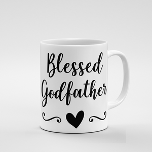 Blessed Godfather | Mug - But Why Not