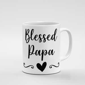 Blessed Papa | Mug - But Why Not