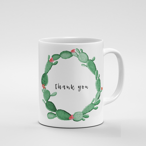 Thank You | Mug - But Why Not