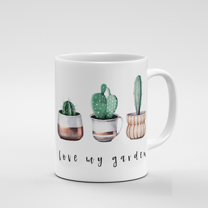 Love my Garden | Mug - But Why Not
