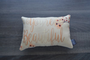 A5 Rectangle Pillow - Custom - But Why Not