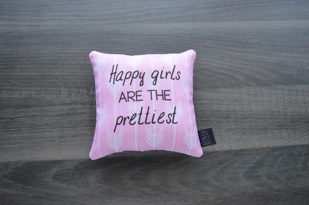 A5 Square Pillow - Custom - But Why Not