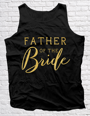 Father of the Bride | Unisex Vests - But Why Not