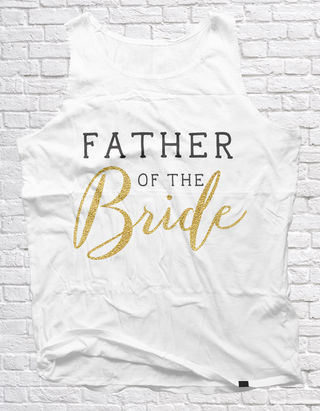 Father of the Bride | Unisex Vests
