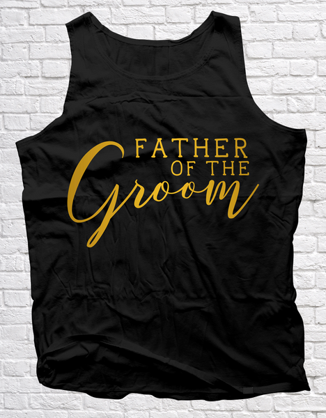 Father of the Groom | Unisex Vest