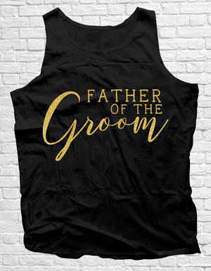Father of the Groom | Unisex Vest - But Why Not