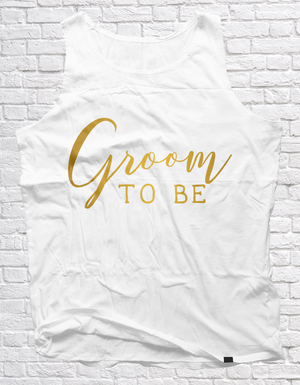 Groom to Be | Unisex Vest - But Why Not