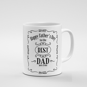 Best Dad | Mug - But Why Not