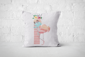 Pretty Letters Pillow Cover - I - But Why Not
