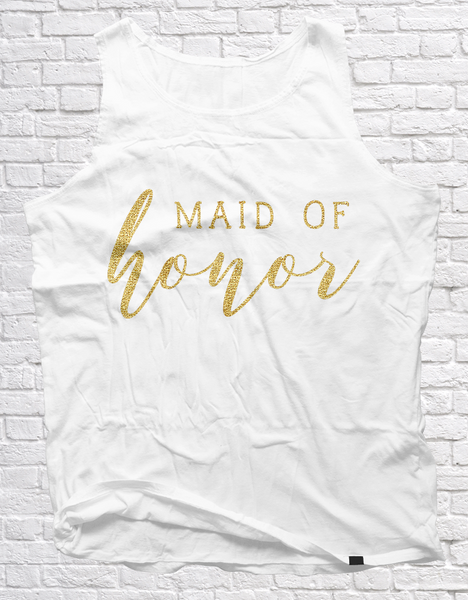 Maid of Honor | Unisex Vest