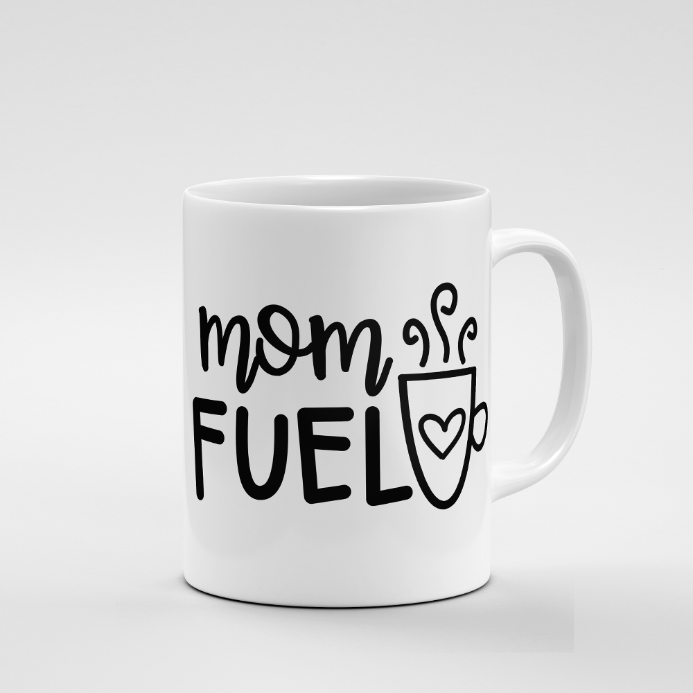 Mom Fuel | Mug - But Why Not