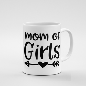 Mom of Girls | Mug - But Why Not