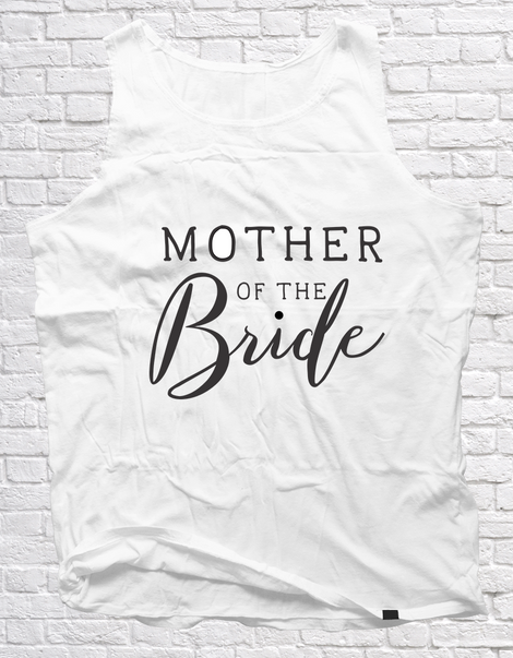 Mother of the Bride | Unisex Vest