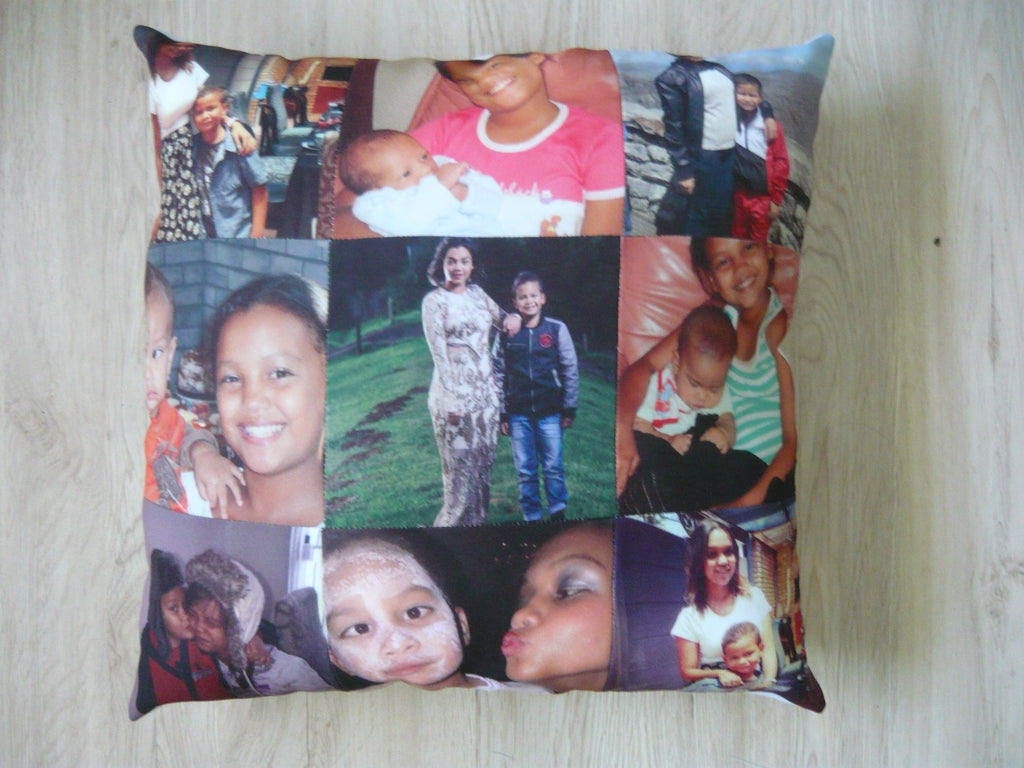 40x40cm Pillow - Custom - But Why Not
